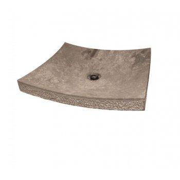 Umyvadlo z přírodního kamene Zen Grey