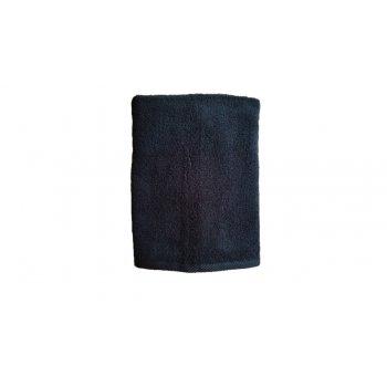 Osuška Unica - 70x140, černá