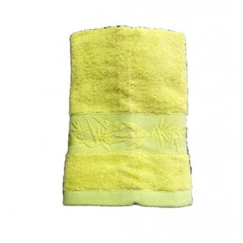 Ručník Hanoi - sv. zelená 50x100 cm