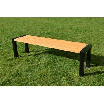 Zahradní dřevěná lavička KAROLÍNA