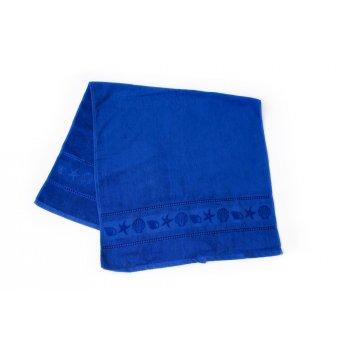 Osuška BALT - 70 x 140 - královská modrá