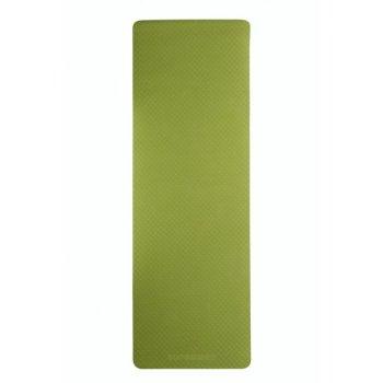 Podložka na jógu 183 x 61 x 0,4 cm - ZELENÁ