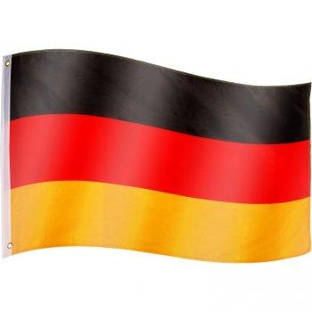 Vlajka Německo - 120 cm x 80 cm