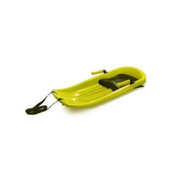 Plastový bob Champion  - žlutý