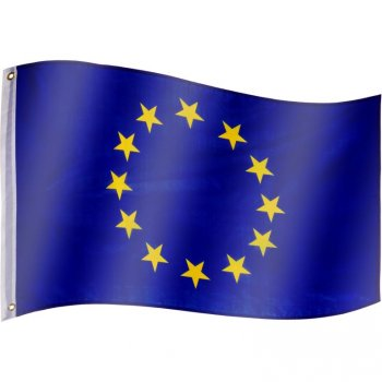 Vlajka Evropské Unie - 120 cm x 80 cm