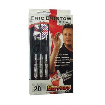 Šipky s kovovým hrotem HARROWS STEEL BRISTOW -  22g