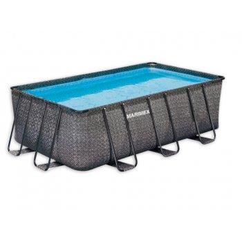 Bazén Florida Ratan bez příslušenství - 210 x 400 x 120 cm