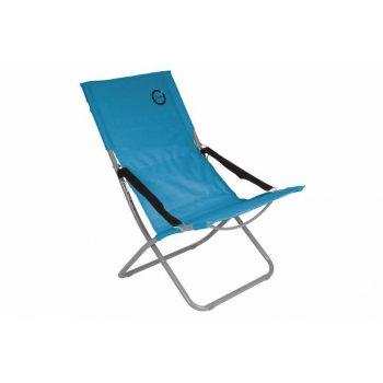 Skládací kempingová židle - tyrkysová