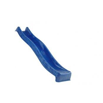 Skluzavka s přípojkou na vodu modrá 2,90 m