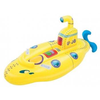 Nafukovací lehátko - ponorka