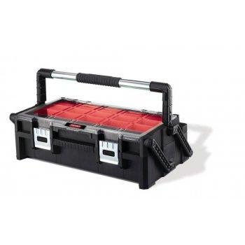 Kufřík na nářadí KETER 22 - černý