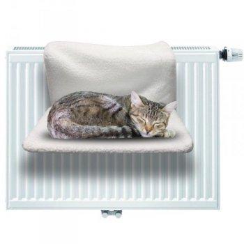 Závěsné odpočívadlo na topení pro kočky