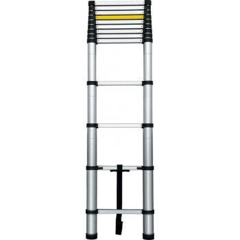 Teleskopický žebřík -  0,88 - 3,8 m