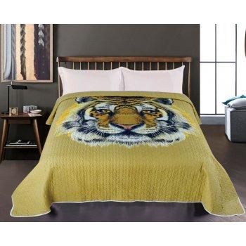 Přehoz přes postel TYGR 140 x 220 cm