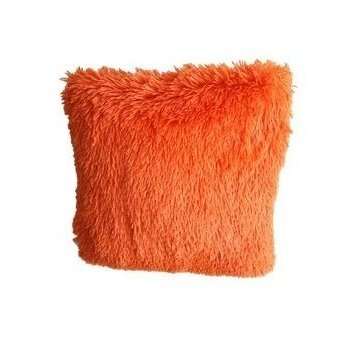 Povlak na polštář Peluto - oranžová