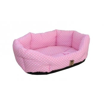 Pelíšek pro psa Pinky - 75 cm