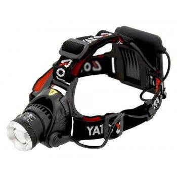 Svítilna čelovka LED