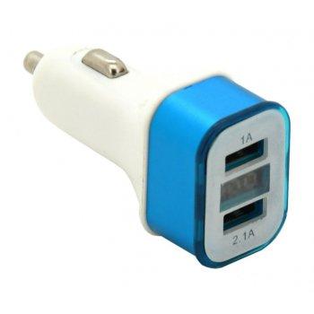 Adaptér na nabíjení KOMBI - USB, voltmetr, ampérmetr