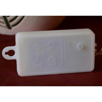 Vánoční LED řetěz - 5 m, 50 diod, teple bílý