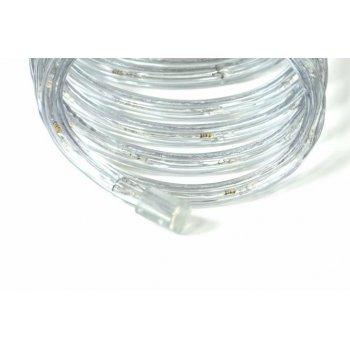LED světelný kabel - 480 diod, 20 m, studeně bílý