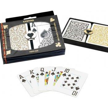 Poker karty Copag Jumbo, 100% plast