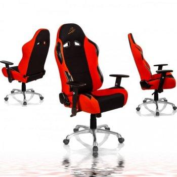 Židle RACEMASTER RS Series,oranžová
