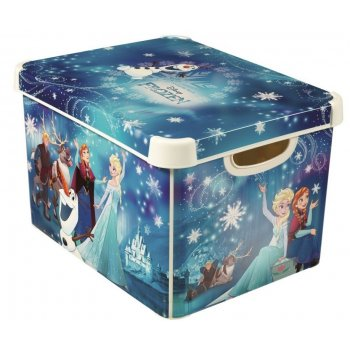 CURVER úložný box DECOBOX - L, FROZEN
