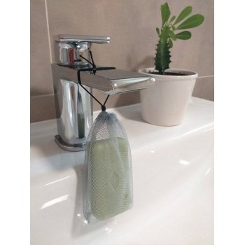 Sáčkovka mýdlovnice - stříbrná