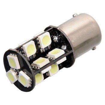 Žárovka 19 SMD LED 12V , s rezistorem CAN-BUS ready bílá