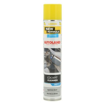 Cockpit spray citron - 500 ml