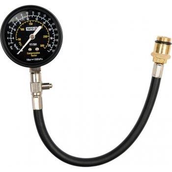 Měřící přístroj kompresního tlaku (hadička)