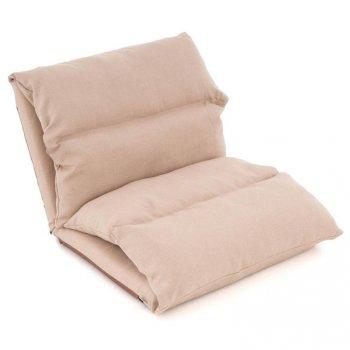 Nastavitelná sofa, barva béžová