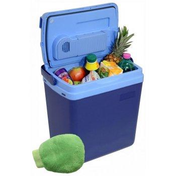 Chladící přenosný box - 25 l, modrý