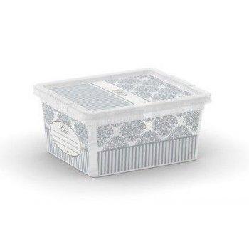Plastový úložný box KIS C CLASSY - XXS