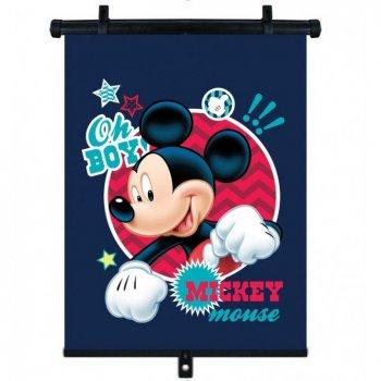 Roletka na přísavky Mickey - 36 x 45 cm
