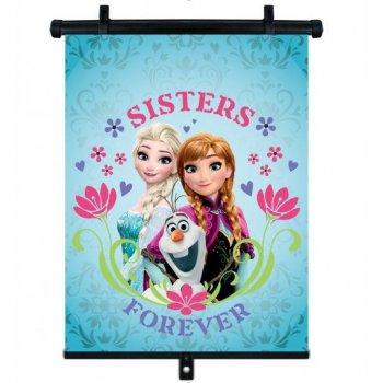 Roletka na přísavky Frozen - 36 x 45 cm
