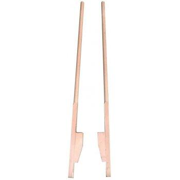 Celodřevěné chůdy - 190 cm
