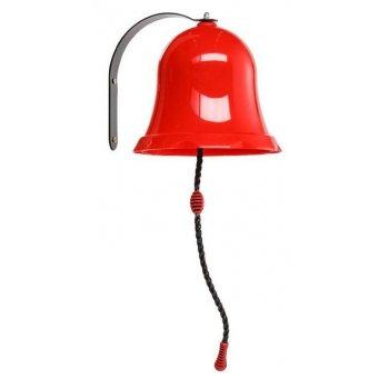 Zvonek - červený