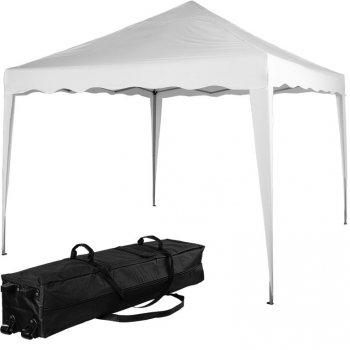 INSTENT BASIC zahradní párty stan - 3 x 3 m, bílý