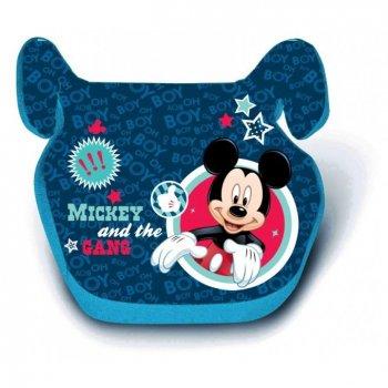Autosedačka podsedák (II,III) 15 - 36 kg - Mickey Mouse