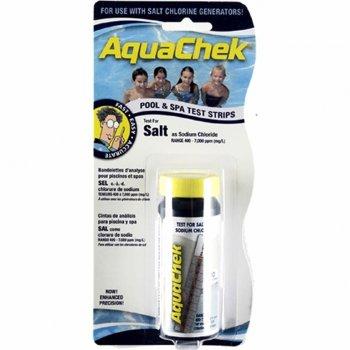 Pásky testovací AquaChek Salt (10ks)
