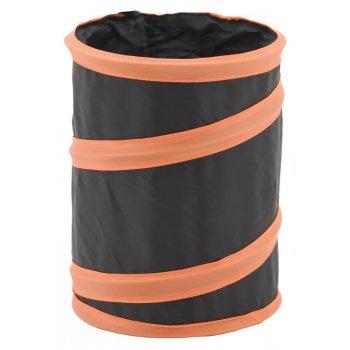 Odpadkový koš malý - 16 x 20 cm, oranžová