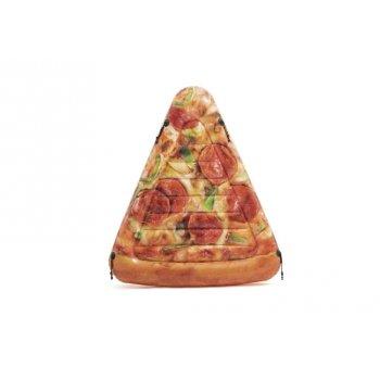 Nafukovací lehátko - pizza