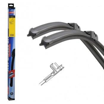 Stěrače FLAT SET (PIN) 750 + 660 mm