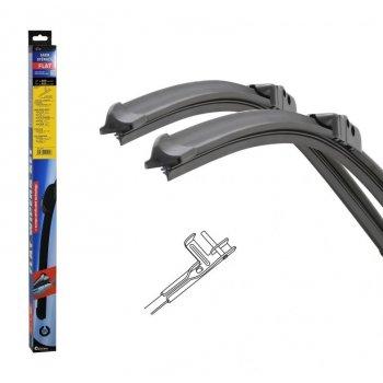 Stěrače FLAT SET (PIN) 660 + 660 mm