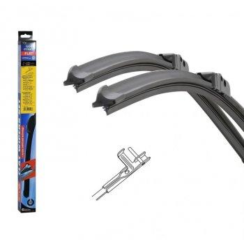 Stěrače FLAT SET (PIN) 610 + 610 mm