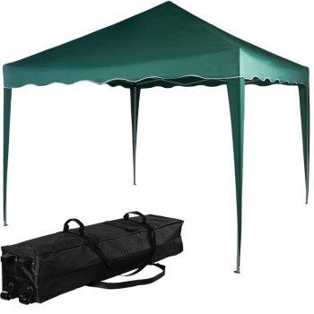 INSTENT BASIC zahradní párty stan - 3 x 3 m, zelený