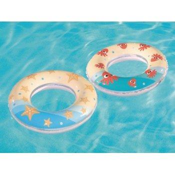 Nafukovací kruh do vody 61 cm