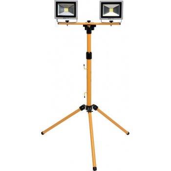 Lampa LED na stojanu, 2x 20 W