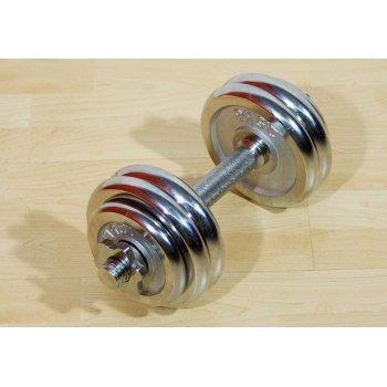 Profi činka jednoruční 15 kg litina 35,5 cm D00648